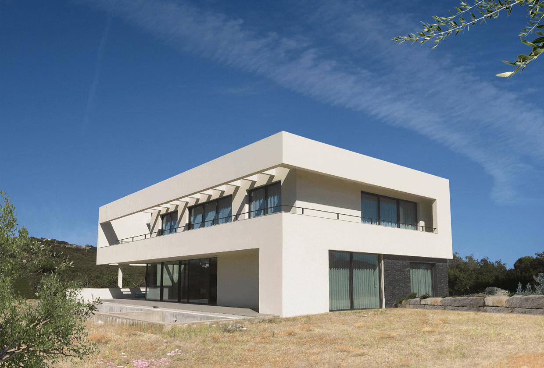 hill top villa01