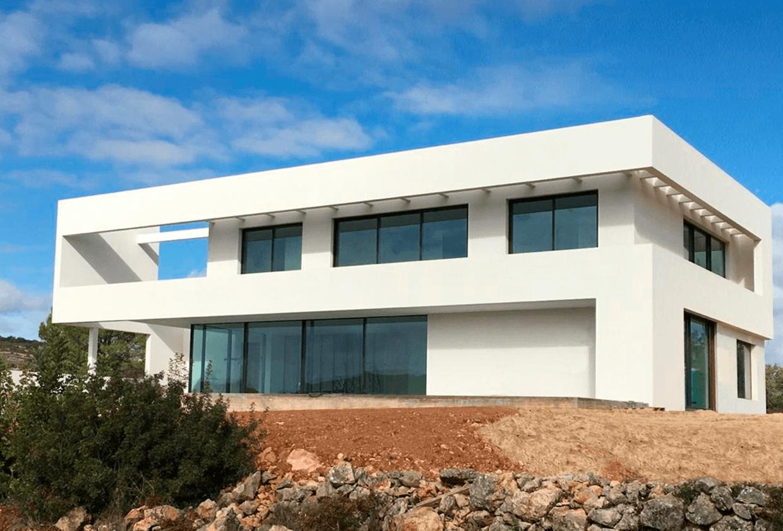 hill top villa02
