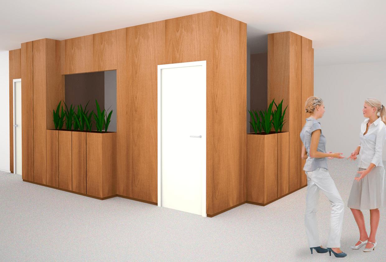 renovatie kantoorgebouw Laan van NOI02