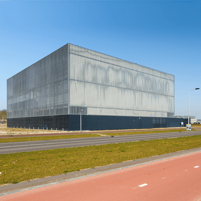 nieuwbouw datacenter delft