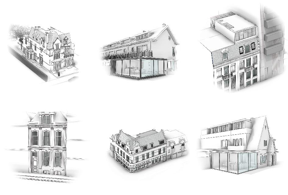 redevelopments